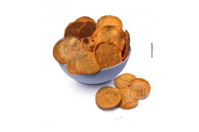 Chips met BBQ smaak