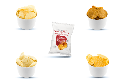 Proteïne Chips Mix 2