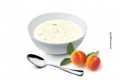 Proteïne dessert Abrikozensmaak