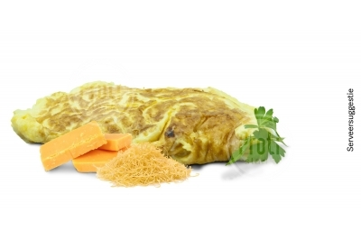 Proteïne omelet Kaas