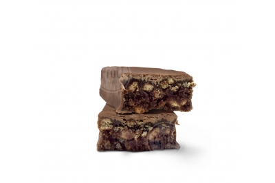 Chocolade crunch reep