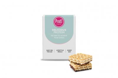 Cookie Cream wafel