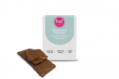 Proteïne cracottes melk Chocolade