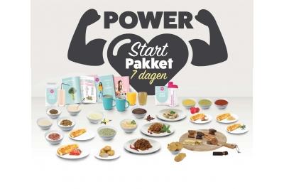Power startpakket 7 dagen