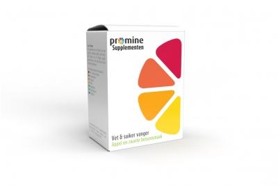 Promine vet & suiker vanger appel en zwarte bessensmaak