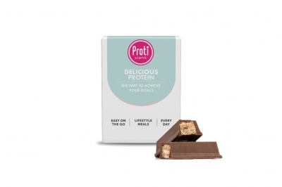 Chocolate wafer bar XL
