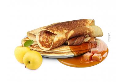 Pannenkoek appel karamelsmaak