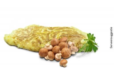 Proteïne omelet Champignon