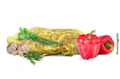 Omelet Mediterraans