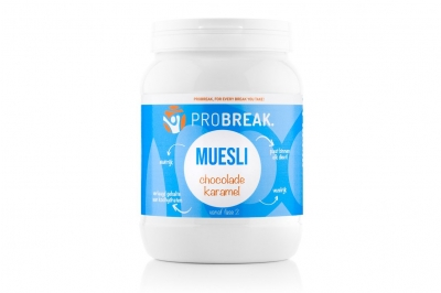 ProBreak proteïne muesli Chocolade karamelsmaak