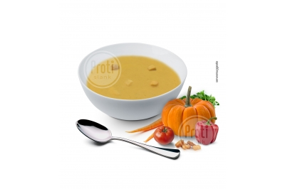 Proteïne soep 8 Groenten met croutons