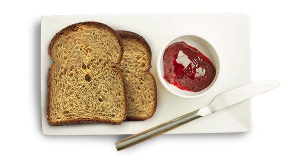 proteïne toast
