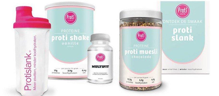 proteïnedieet producten