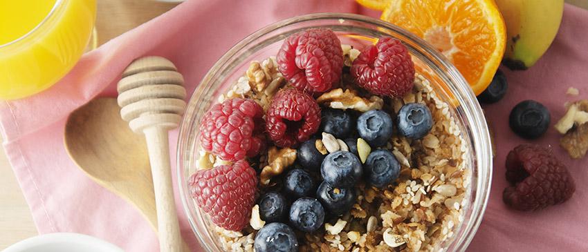 Hongergevoel tijdens het proteïnedieet?