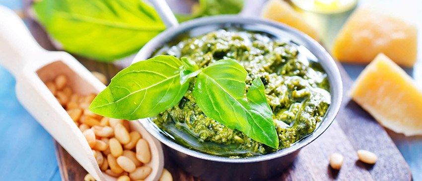pesto-genovese-proteine-dieet-recept