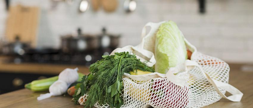 Boodschappenlijst voor koolhydraatarm dieet