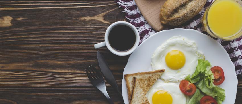 Heerlijke koolhydraatarme ontbijt recepten