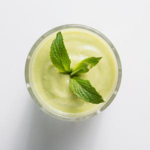 Koolhydraatarme groene smoothie